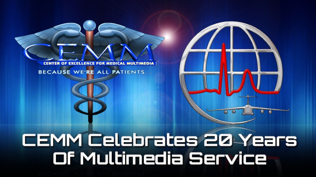 A one-of-a-kind Air Force resource that provides educational tools to military health providers celebrates its 20th birthday on July 27. (AF graphic)