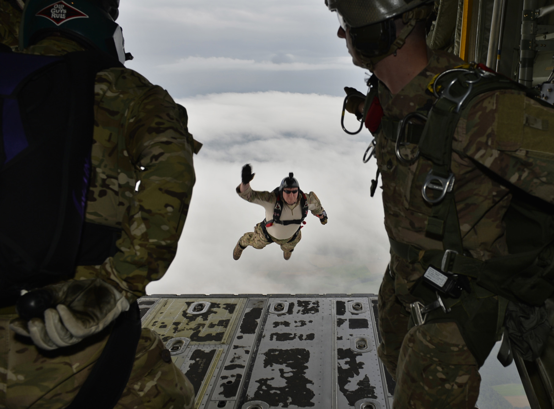 US, allies join forces for International Jump Week > <p