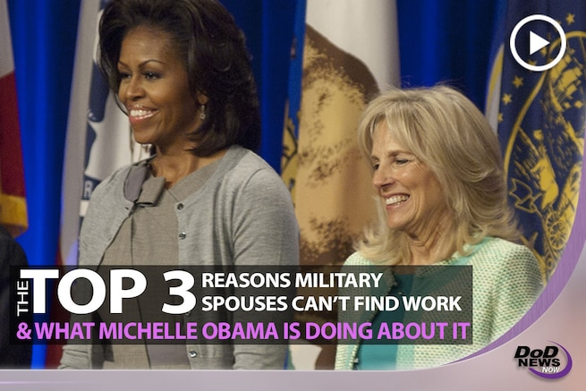 All 50 states have taken action to ease licensing requirements for military spouses who move across state lines, allowing spouses who hold active professional licenses the ability to continue a career despite frequent moves. The achievement is a milestone that the Joining Forces initiative has been working on for the past five years.