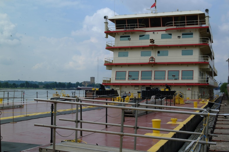 The Motor Vessel MISSISSIPPI is the fifth U.S. Army Corps of Engineers' vessel to bear that proud name.