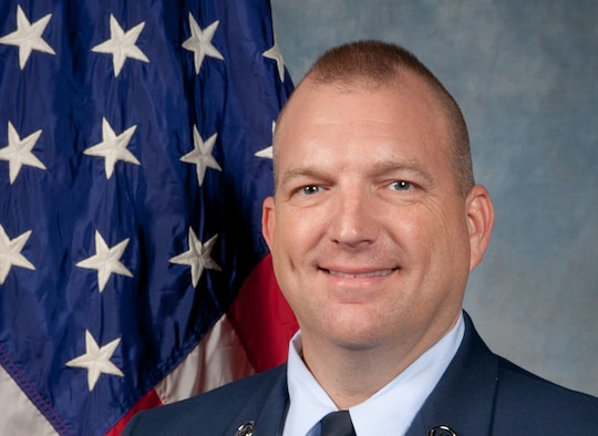 Senior Master Sgt. Christopher Calhoun, 71st Flying Training Wing Staff Agencies superintendent