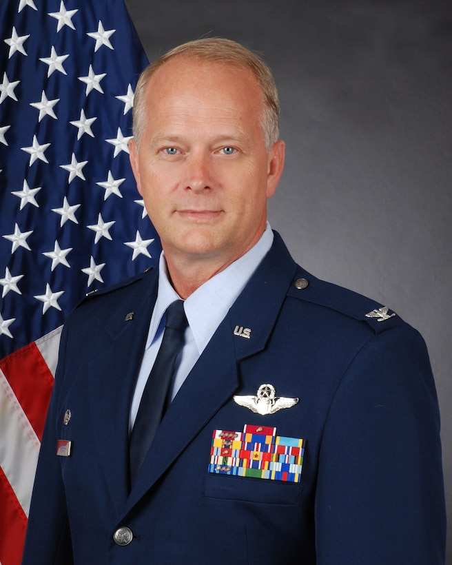 Colonel Steven B. Parker is commander of the 94th Airlift Wing at Dobbins Air Reserve Base, Georgia. The wing is equipped with eight C-130H3 cargo aircraft that support joint service and multi-national airlift missions both in the United States and around the world. The wing is comprised of over 2,500 personnel, and includes a headquarters element, three groups and 13 squadrons. (U.S. Air Force courtesy photo)