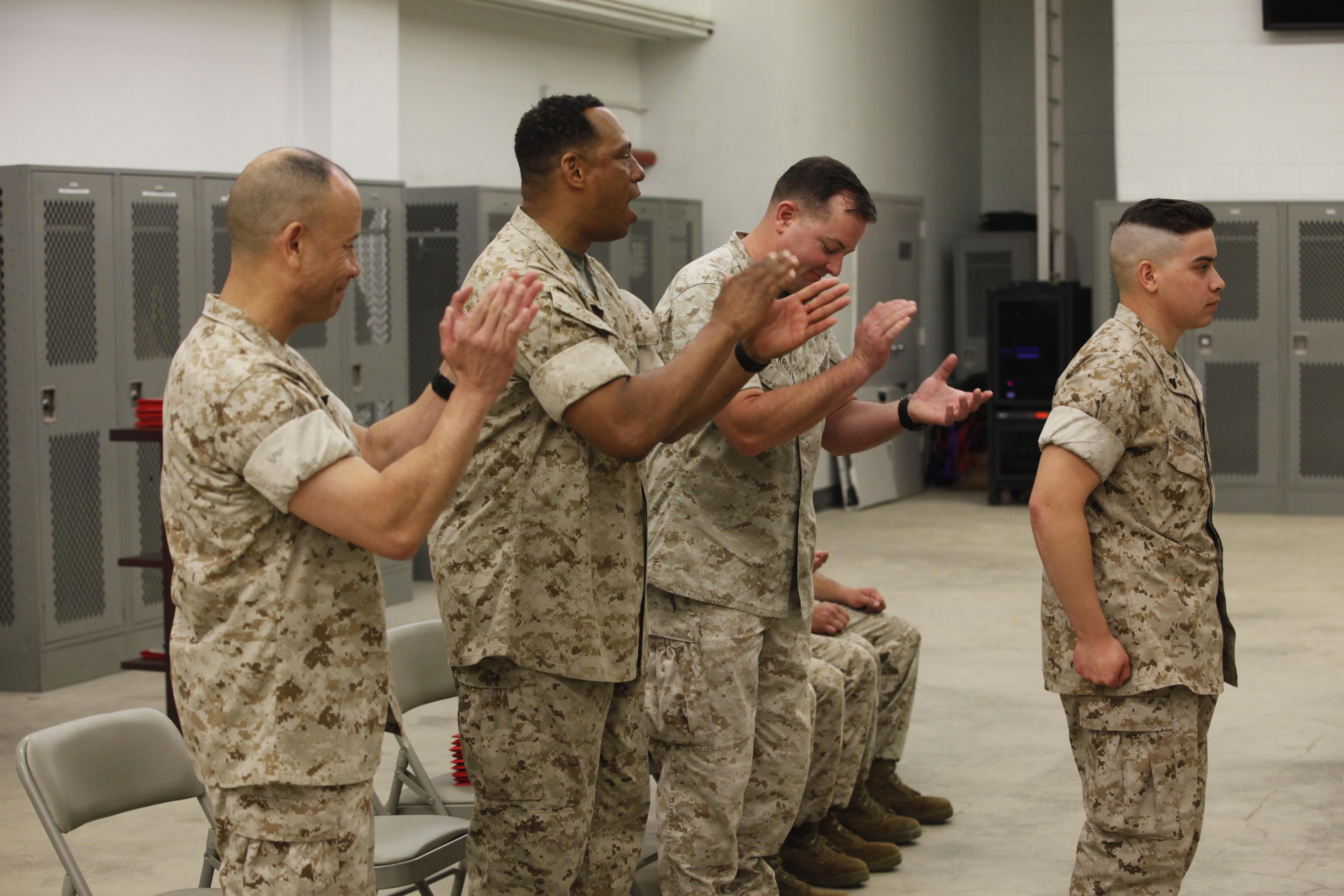 Essay on marine corps customs and courtesies