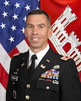 U.S. Army Corps of Engineers, Buffalo District - 73rd commander.