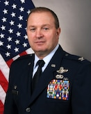 120th Maintenance Group Commander Col. Buel Dickson.
