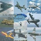 The 2016 Air Show features a number of amazing aerial acts, including an F-A18 Hornet demonstration, B2 Stealth Bomber, 10 Tanker, Special Ops air capabilities exercise, as well as world-renown aeronautical thrillers like Melissa Pemberton, Billy Werth and New Mexico's own Bob Carlton!!
