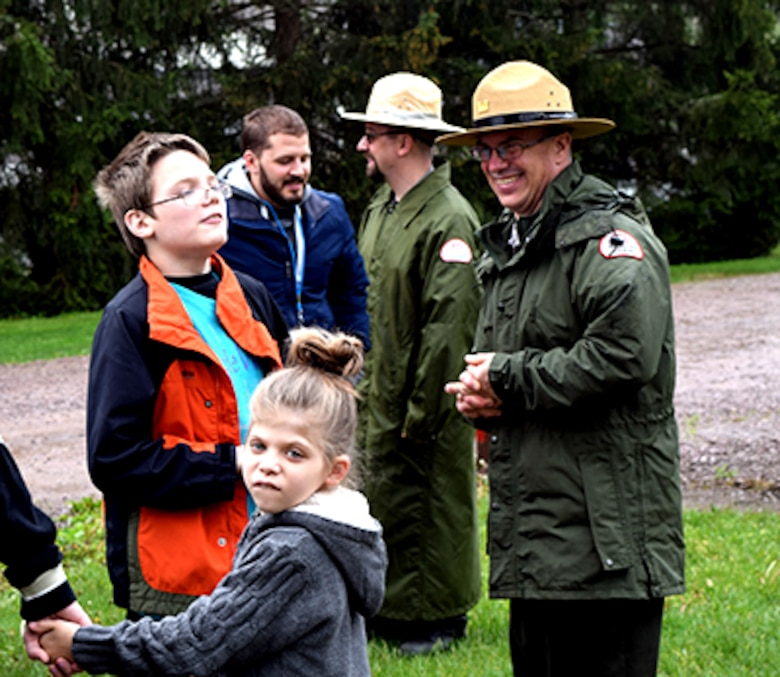 Recently, the U.S. Army Corps of Engineer Pittsburgh District Youghiogheny Lake hosted its 44th annual Special Recreation Day at the lake's outflow recreation area in Confluence, Pennsylvania.