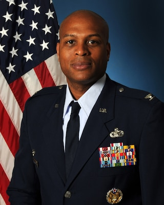 "Colonel Roy Collins is commander, 37th Training Wing, Joint Base San Antonio-Lackland, Texas, the largest training wing in the Air Force, comprising more than 16,000 students and permanent party Airmen. Known as the ""Gateway to the Air Force"", it consists of three groups and two academies which graduate more than 85,000 students annually from more than 450 technical training courses."