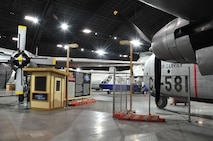 Entrance to the Global Reach Gallery at the National Museum of the U.S. Air Force. (U.S. Air Force photo by Ken LaRock)