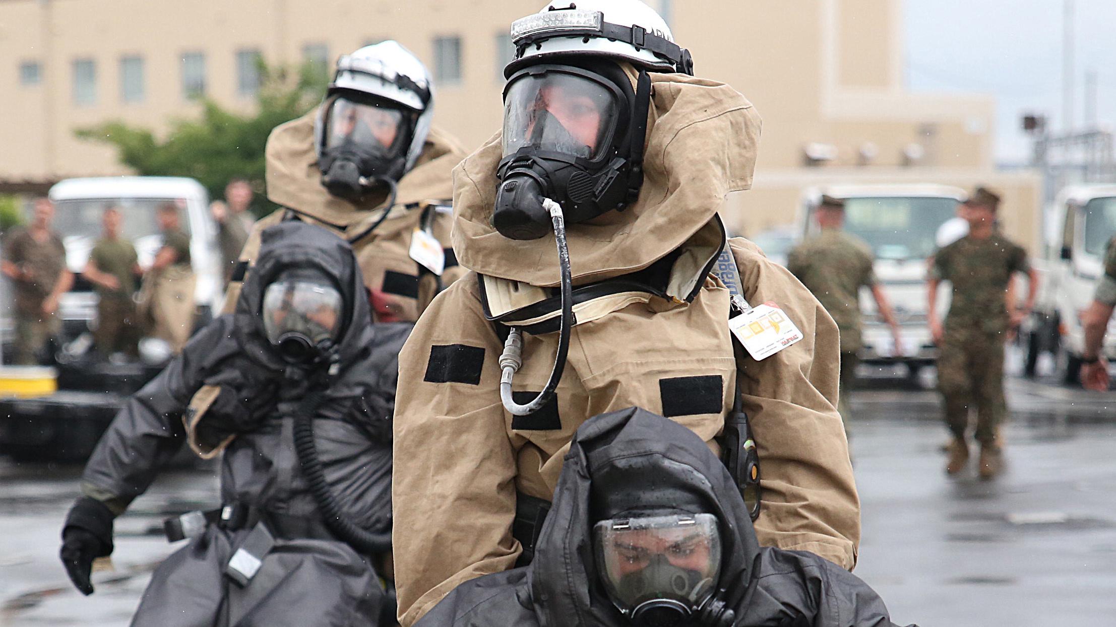 Exercise Habu Sentinel 16 tests Marines' CBRN response ...