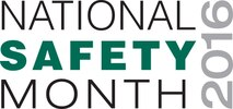 The Air Force Safety Center and 66th Air Base Group Safety Office join the National Safety Council in highlighting June as National Safety Month. (National Safety Council graphic)