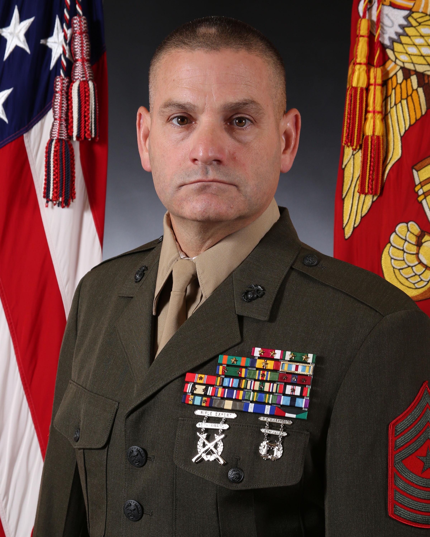 Sergeant Major Scott D. Grade > Marine Corps Base Camp