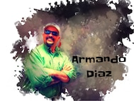 Getting to know you: Armando Diaz (U.S. Air Force illustration by Claude Lazzara)