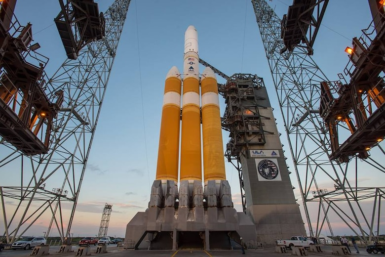 The 45th Space Wing supports United Launch Alliance's successful launch of the NROL-37 spacecraft aboard a ULA Delta IV-Heavy rocket from Space Launch Complex 37B June 11, 2016, at 1:51 p.m. ET. The ULA Delta IV rocket is carrying a classified national security payload for the U.S. National Reconnaissance Office. (Courtesy photo by ULA)