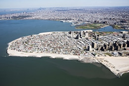 USACE recently completed Sea Gate Reach portion of the Coney Island Shore Protection Project.