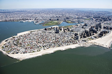 The U.S. Army Corps of Engineers (USACE) recently announced the completion of a one of a kind T-groin project that will increase the resiliency of its Coney Island Flood Risk Reduction Project.