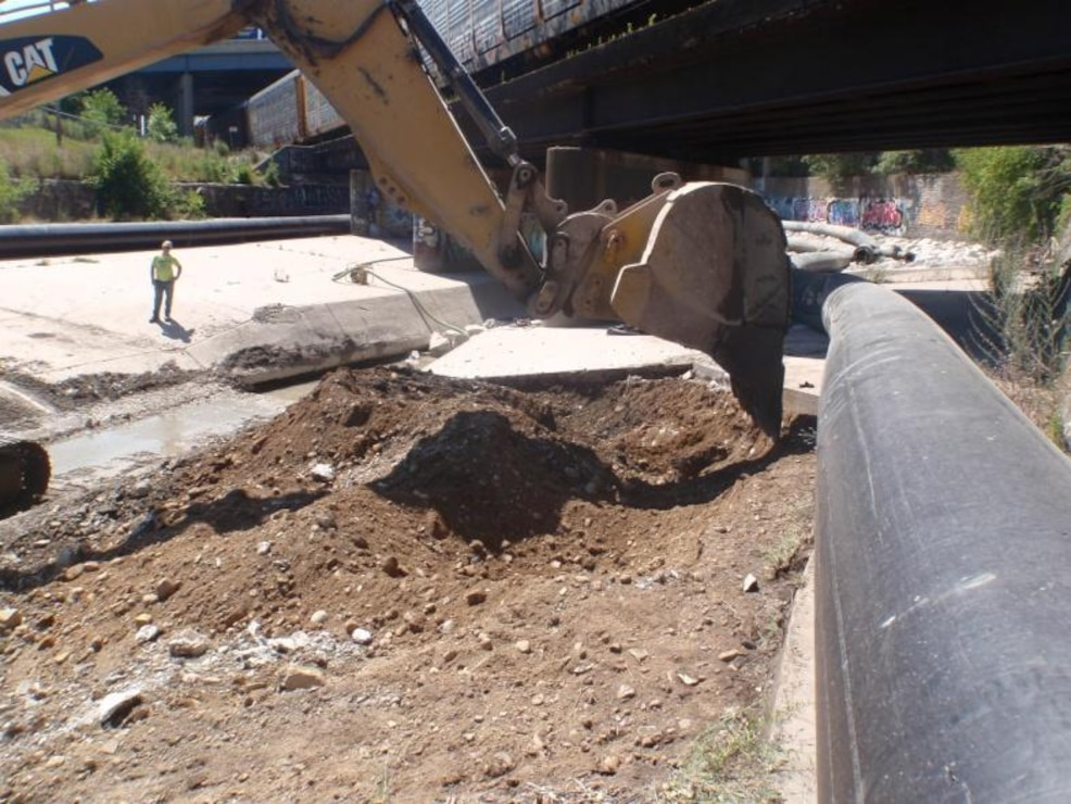 Menomonee River Ecosystem Restoration Project