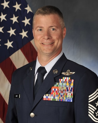Chief Master Sgt. Gregory A. Smith
