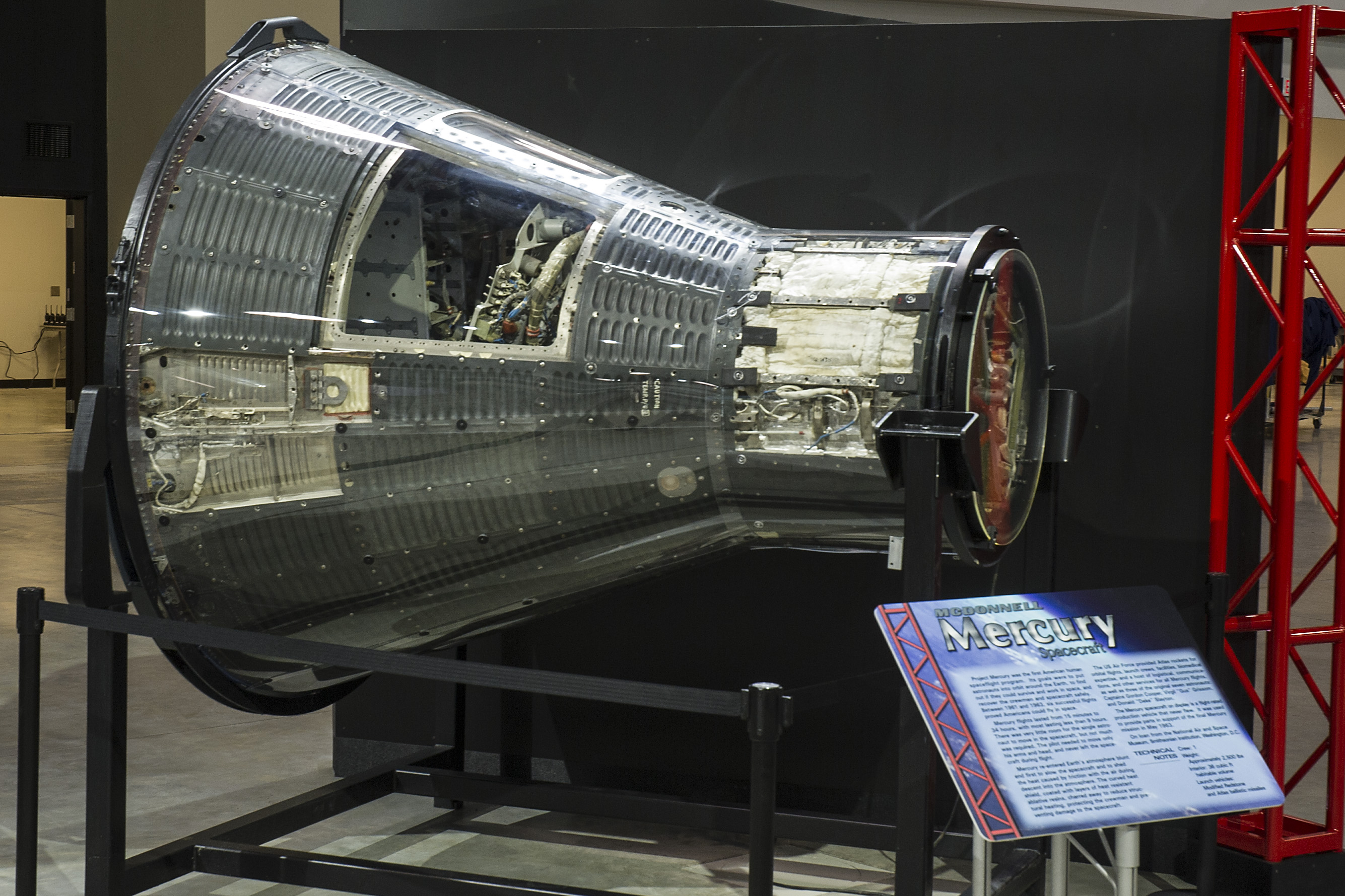 Mercury Spacecraft > National Museum of the US Air Force ...