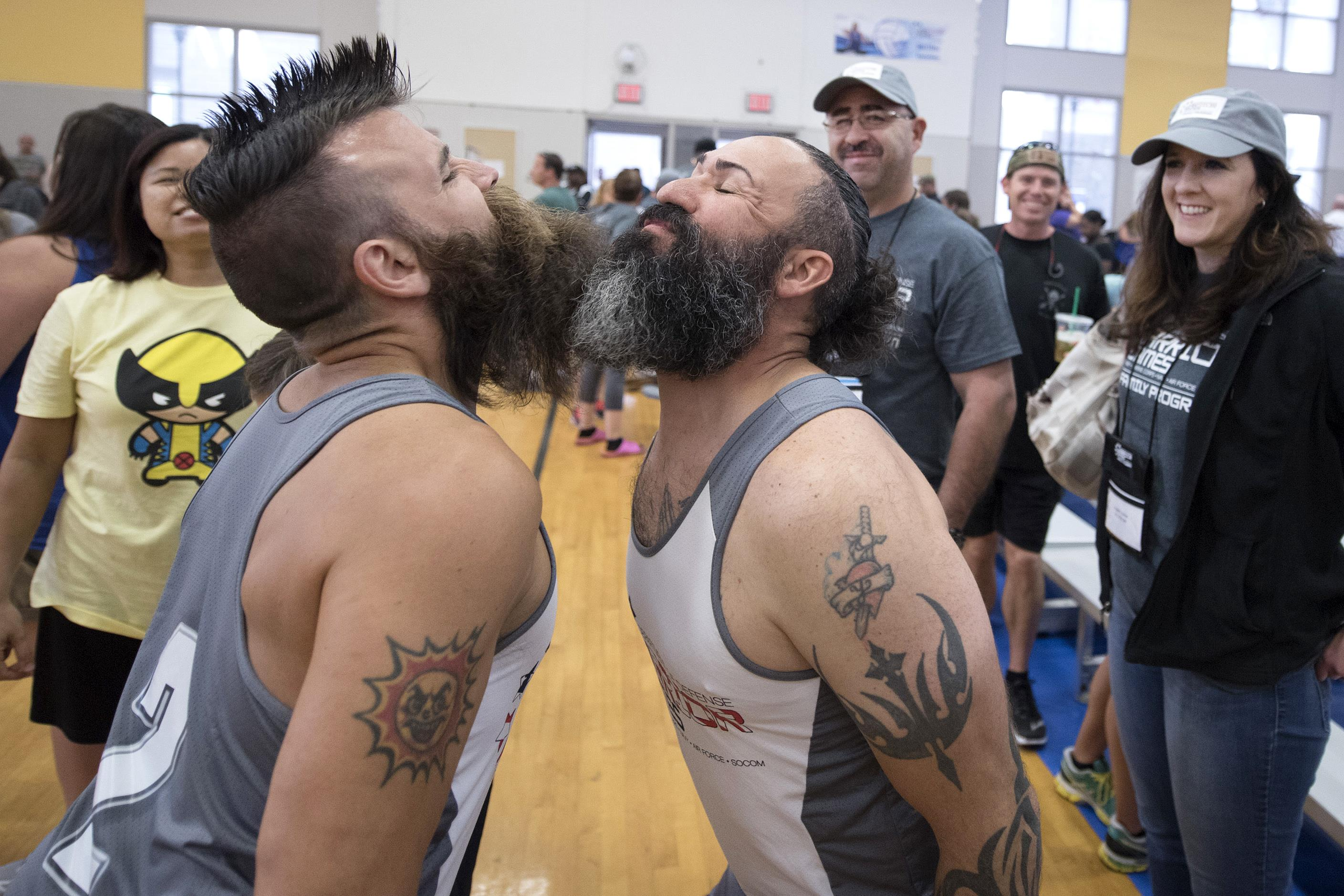 Other Warrior Games Competitors Inspire Former Green Beret