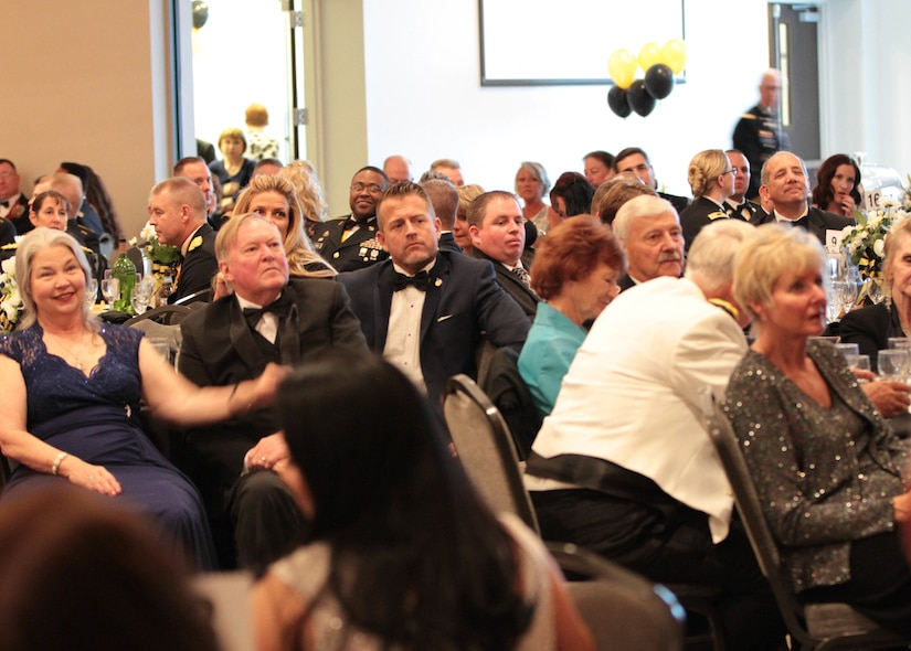 The 76th Operational Response Command (ORC), Commander, Maj. Gen. Ricky L. Waddell, hosted a Utah Army Ball in celebration of the United States Army's 241st birthday with nearly 300 people in attendance, Saturday, June 11, at the Living Planet Aquarium, Salt Lake City, Utah.