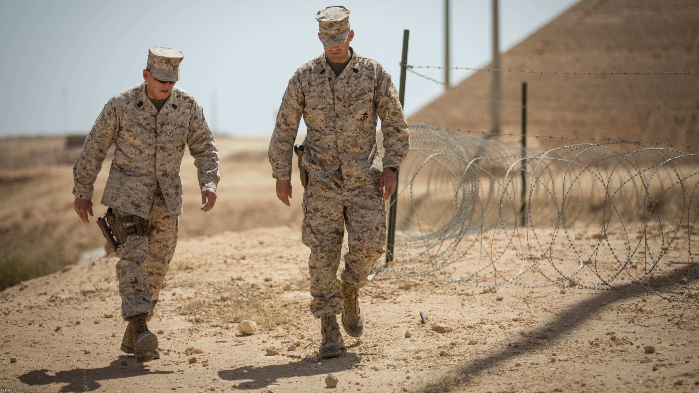 Gays Military Iraq - Marcus 41 Yo-4857