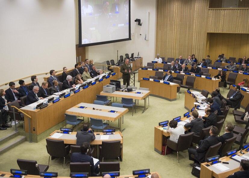 united nations peacekeeping essay