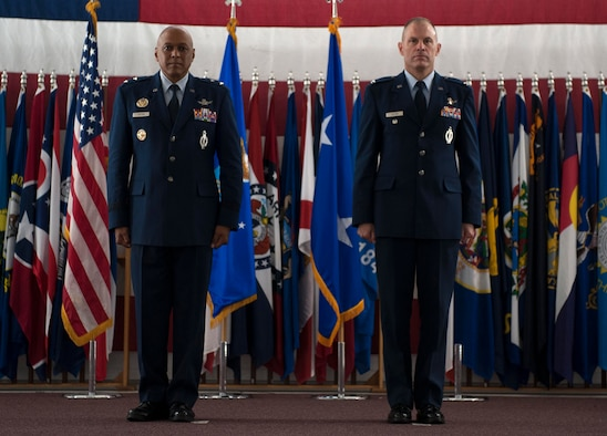 Lutton Promotes To Brig Gen Gt Minot Air Force Base