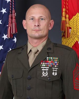 Sergeant Major Christopher L. Davis