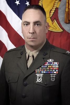 Colonel Russell E. Smith > Marine Forces Command > article ...