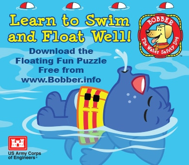 Download the floating fun puzzle free from www.Bobber.info. Available now, but only for a limited time!