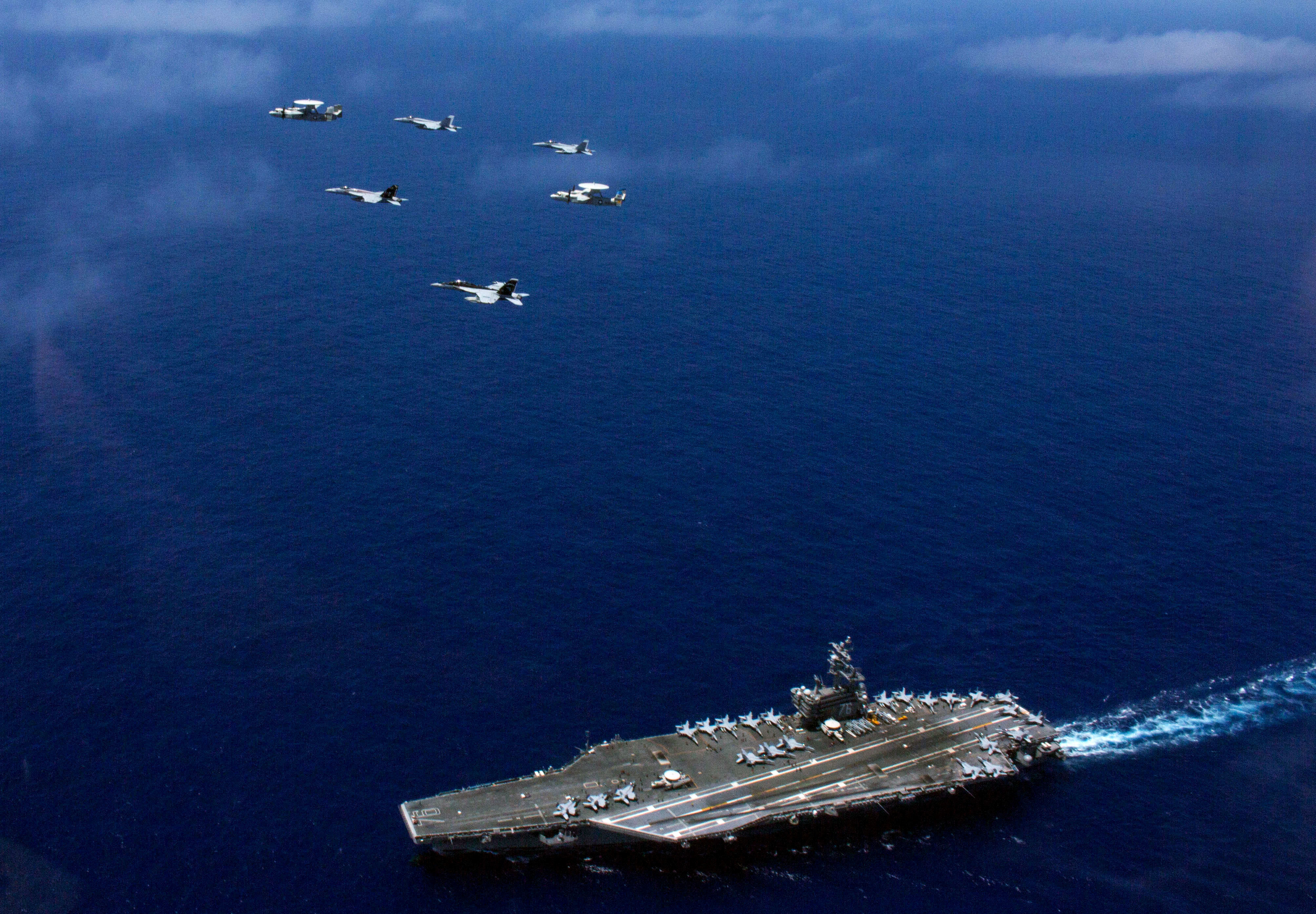 navy air force participate in air defense exercise u s pacific