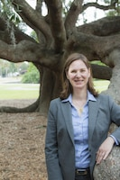 Diane Perkins is the Charleston District's new Chief of Planning.