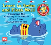 Download the floating fun puzzle free from www.Bobber.info