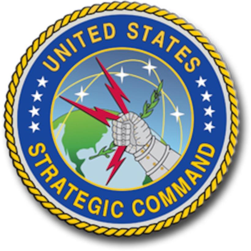 U.S. Strategic Command emblem. DoD photo