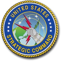 U.S. Strategic Command emblem. DoD photo