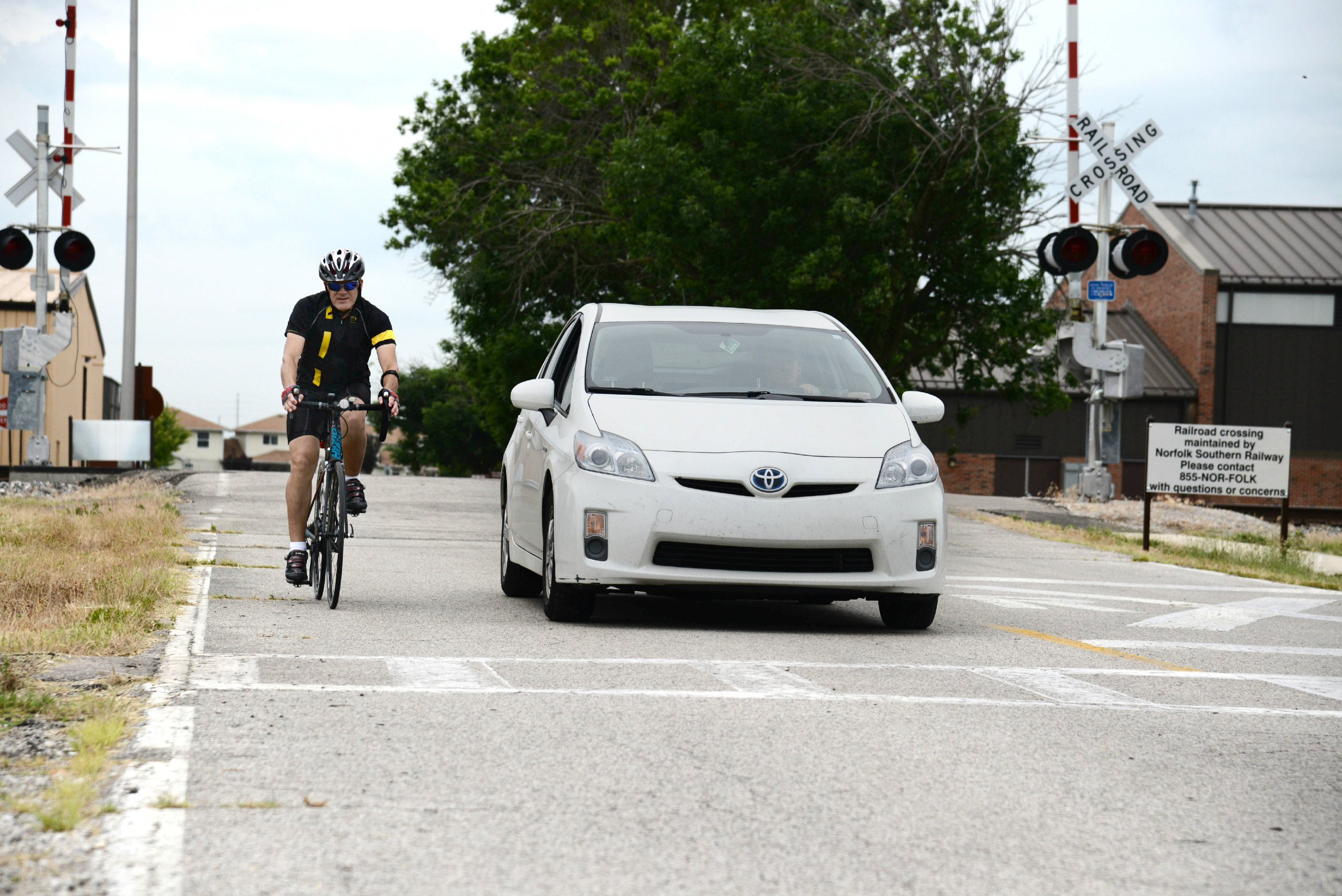 Drivers, cyclists responsible for each others' safety