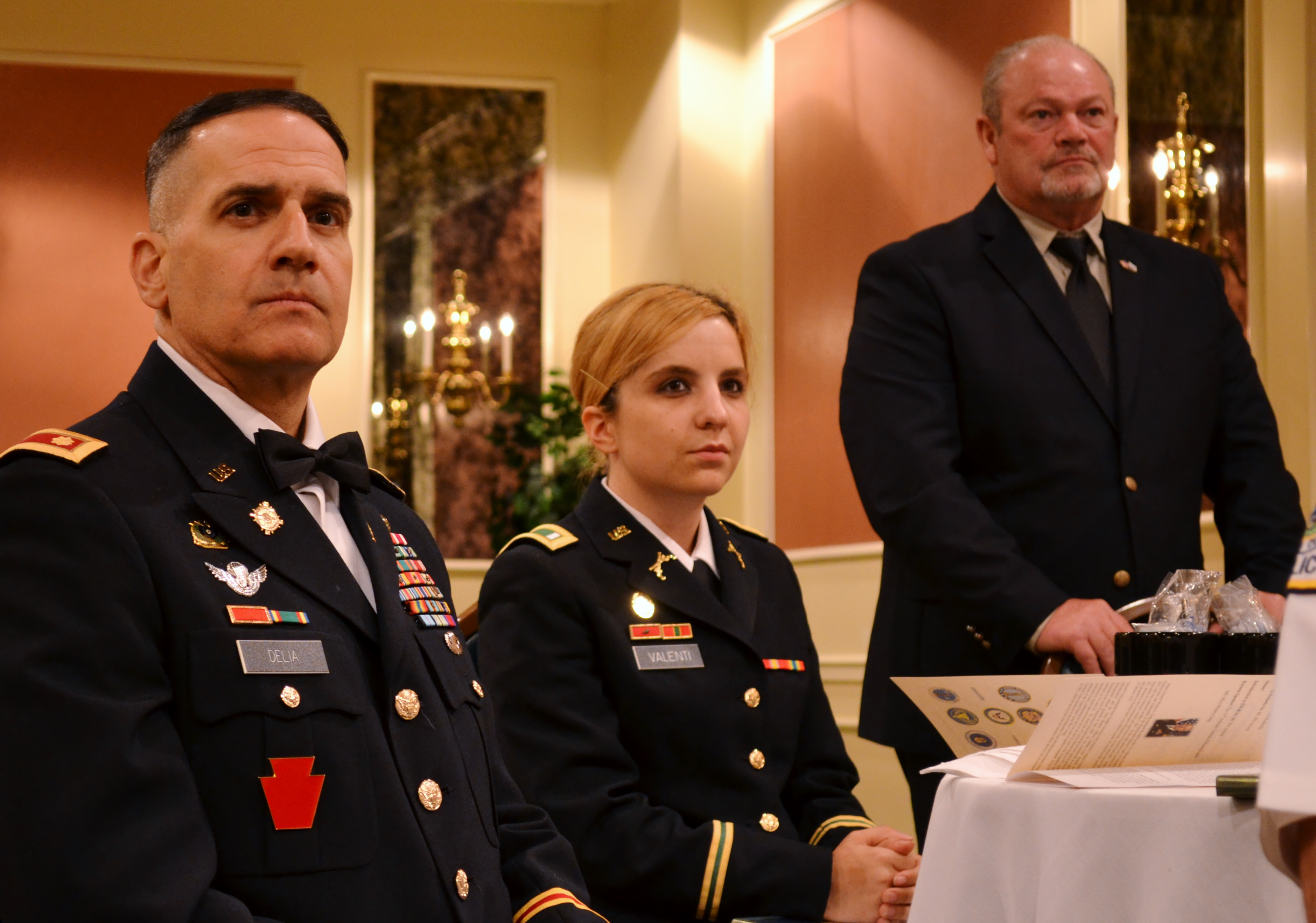 Pa. ESGR awards ceremony shines light on superior citizens > Air ...