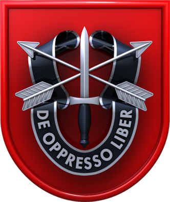 7th Special Forces Group (A) > Eglin Air Force Base > Display