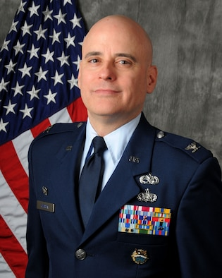 Colonel Cade C. Gibson is the commander of the 445th Maintenance Group, Wright-Patterson Air Force Base, Ohio.