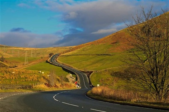 One of the most dangerous aspects of living in the United Kingdom is driving. The roads are considerably smaller and older than typical roads in the U.S.A solid knowledge of how to drive in bad weather can greatly reduce your risk level while driving in dangerous conditions. (Courtesy photo)