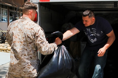 The Marine Corps' strength is the sum of its parts. Preparedness is a community responsibility, and Ready Marine Corps supports this partnership. Use the Ready Marine Corps program to learn how to strengthen your community.