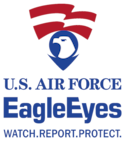 U.S. Air Force Eagle Eyes logo