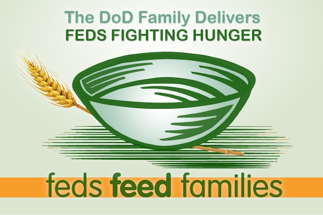 "The 8th annual governmentwide Feds Feed Families Food Drive Campaign will run through Aug. 31, 2016. The 2016 FFF slogan is ""Feds Fighting Hunger."" Defense Department employees nationwide have been asked to answer the call to fight hunger."