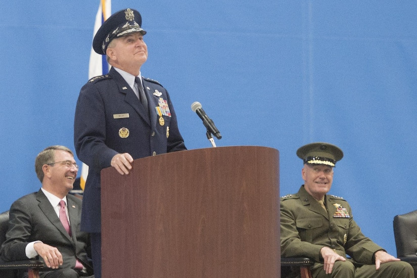 Air Force Chief of Staff Gen. Mark A. Welsh III
