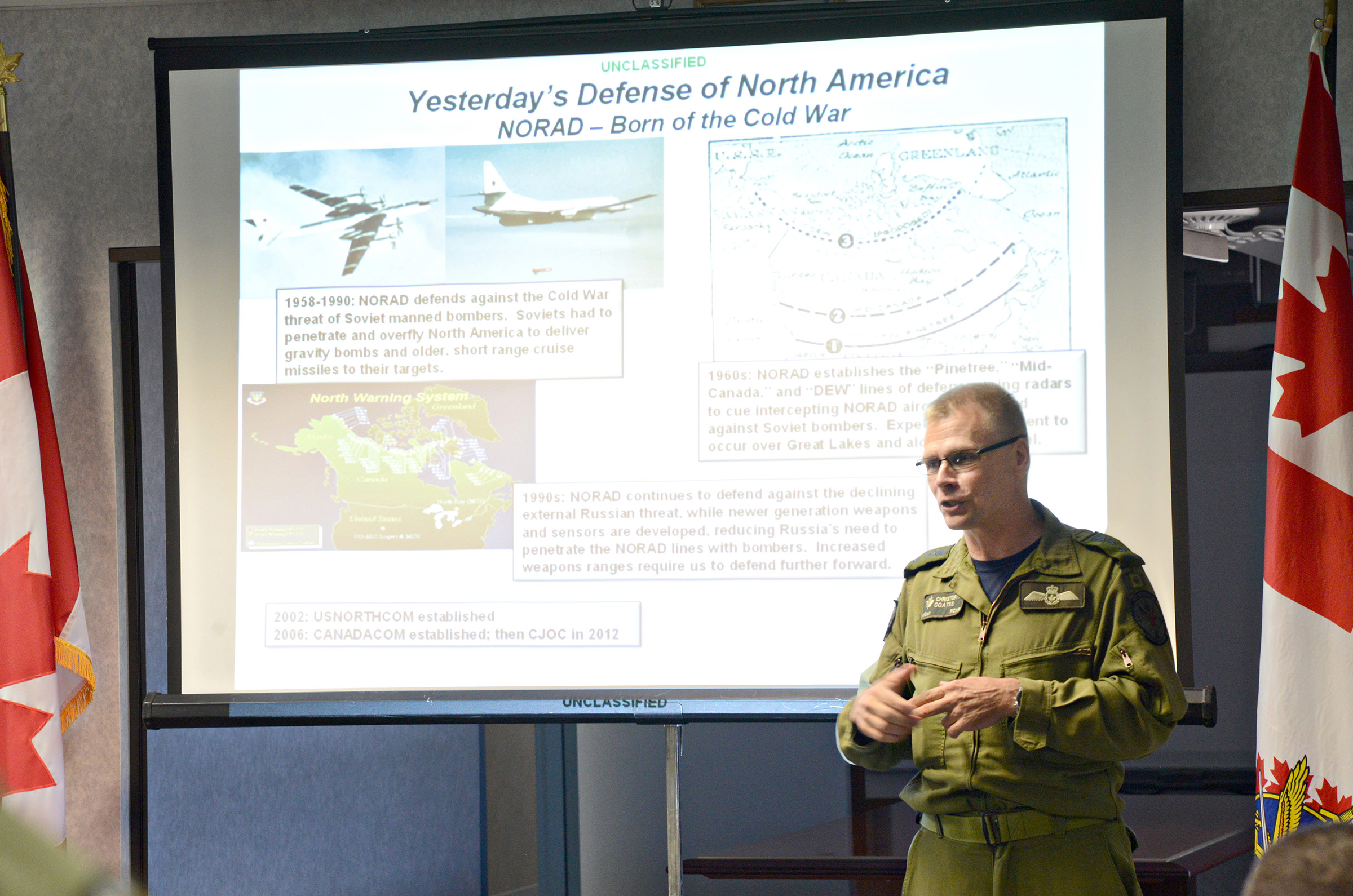 north american aerospace defense command essay