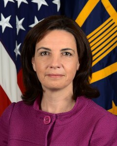 Official photo of Jennifer O'Connor DOD General Counsel