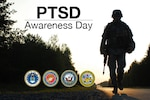 June is National PTSD awareness month and June 27, 2016 is National PTSD Awareness Day.