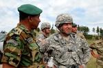 South Dakota  National Guard celebrates 10 years of partnership with Suriname
