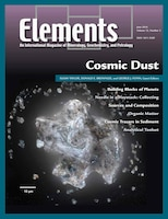 "Susan Taylor, Ph.D., research scientist at the U.S. Army Cold Regions Research and Engineering Laboratory, is serving as one of the guest editors for the June 2016 issue of Elements, An International Magazine of Mineralogy, Geochemistry, and Petrology, featuring ""Cosmic Dust."""